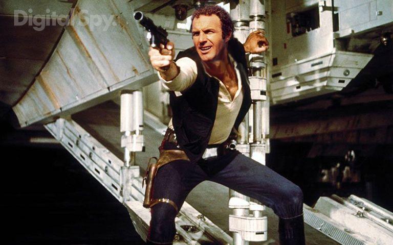 Han Solo: James Caan star wars Harrison Ford