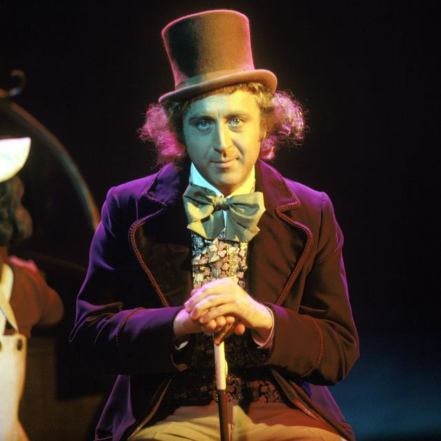 actor gene wilder as willy wonka on the set of the film 'willy wonka  the chocolate factory', based on the novel by roald dahl, 1971  photo by silver screen collectiongetty images