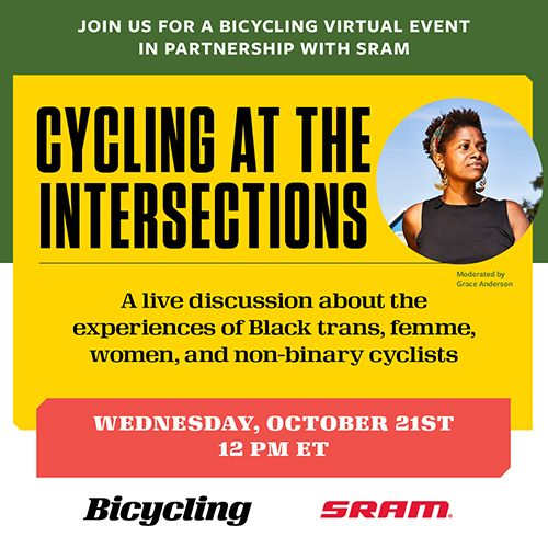 cycling at the intersections panel