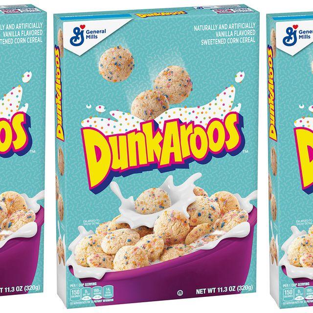 general mills dunkaroos cereal