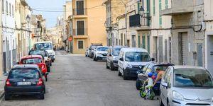 Daily Life In Palma In Mallorca