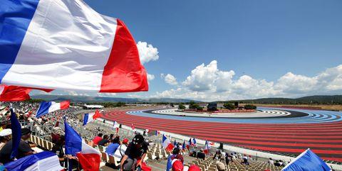 f1 grand prix of france   final practice