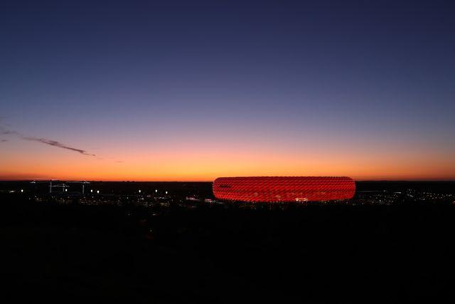 bayern muenchen v crvena zvezda group b   uefa champions league