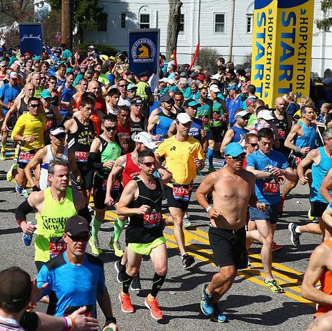 Boston Marathon Sets All-Time Fundraising Record With 2019 Race