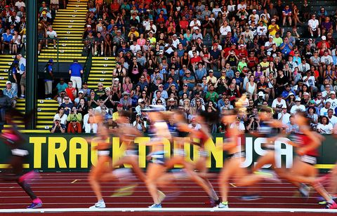 Why Are the 2020 Olympic Trials in Eugene? Because  That's Why
