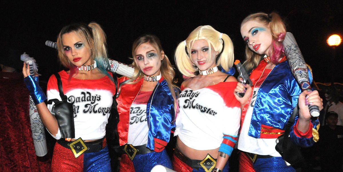 28 Badass Halloween Costume Ideas For Women 2020 Cool Girl Costumes