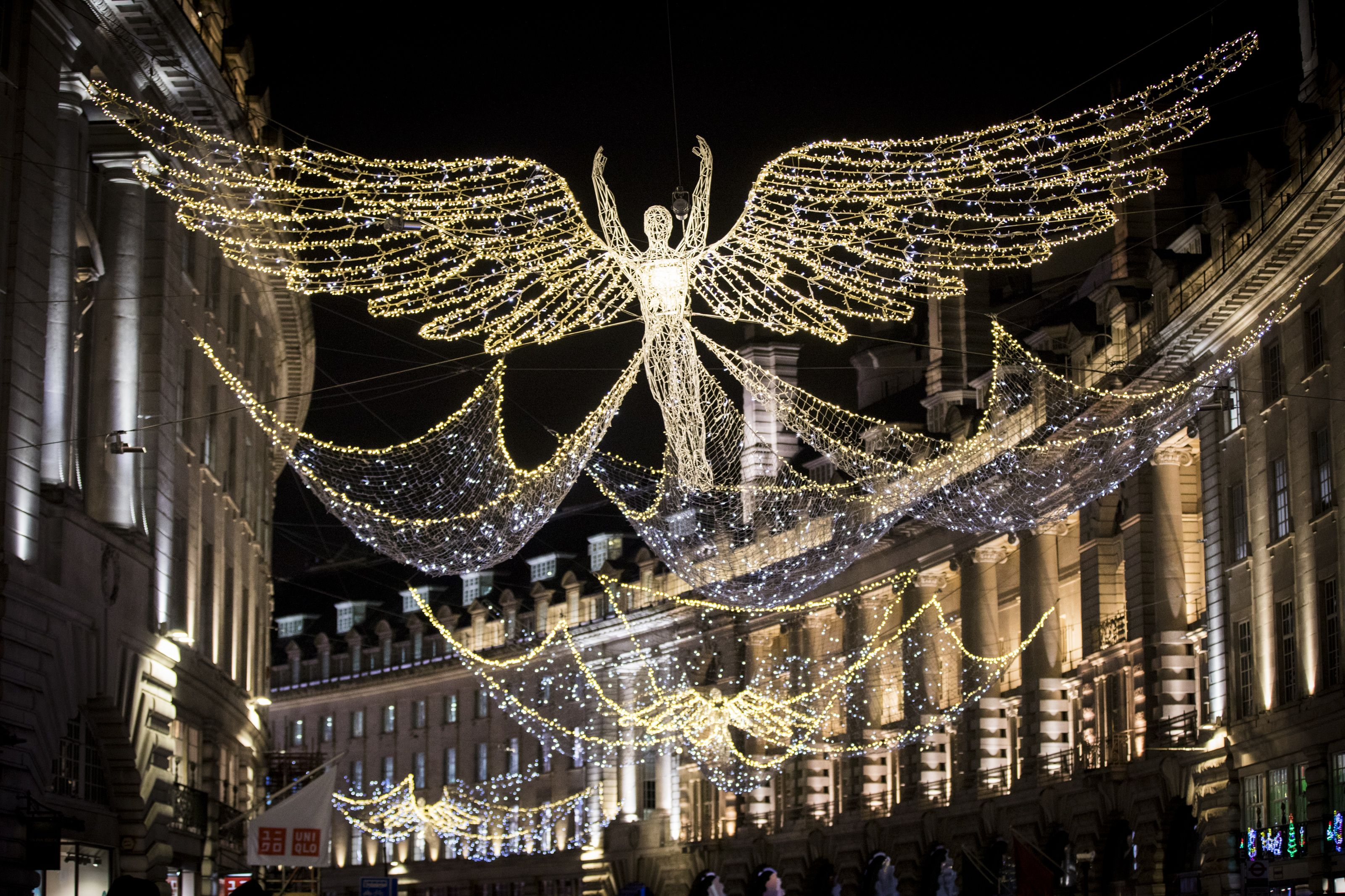 Where to see the best Christmas lights switch-ons across the UK