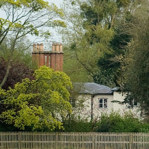 Prince Harry and Meghan Markle's Home Frogmore Cottage