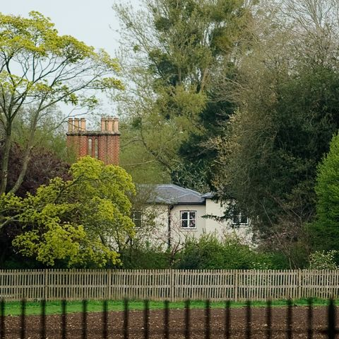 General Views Of Frogmore Cottage