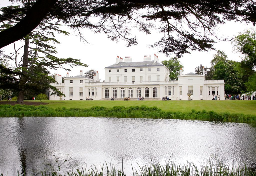 Frogmore House in Windsor.