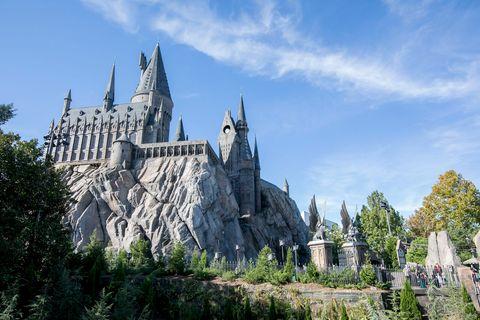 Harry Potter Diagon Alley At Universal Orlando