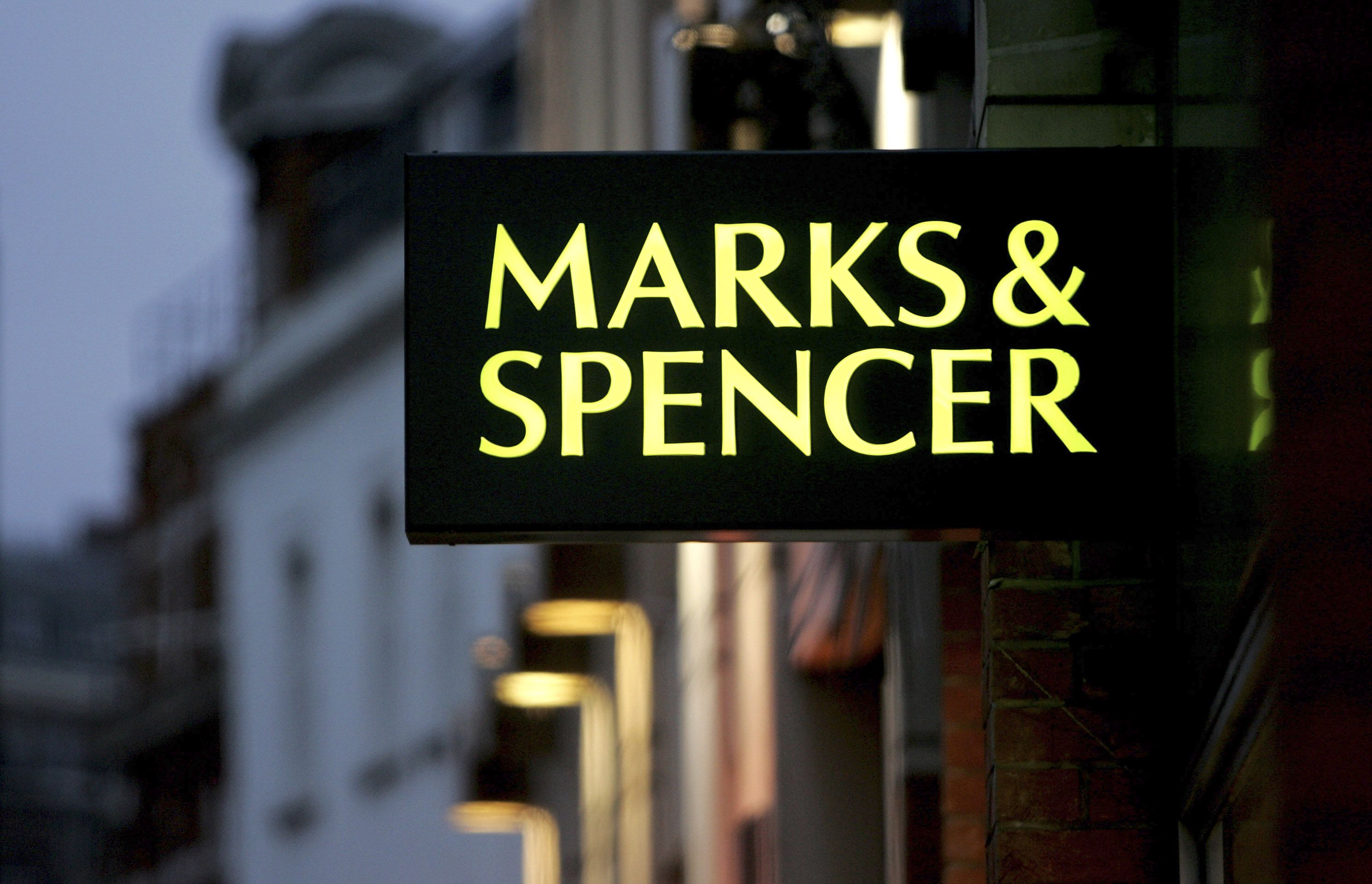 M&S is going glitter-free this Christmas
