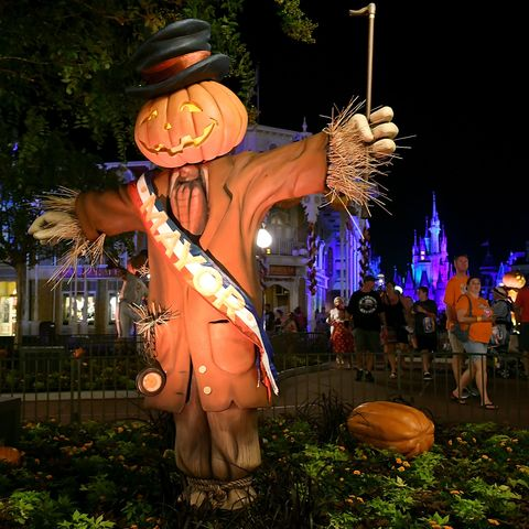 2018 Mickey's Not-So-Scary Halloween Party Media Night