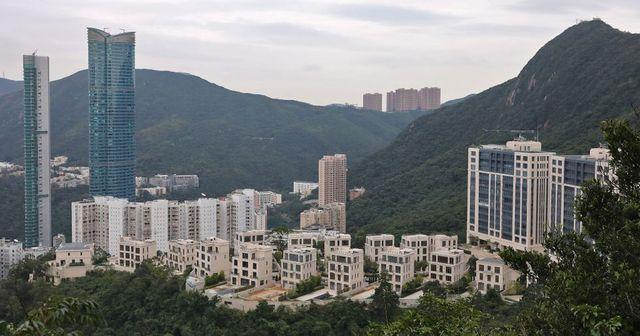 general view of mount nicholson at 8 mount nicholson at the peak 20nov17 scmp  sam tsang
