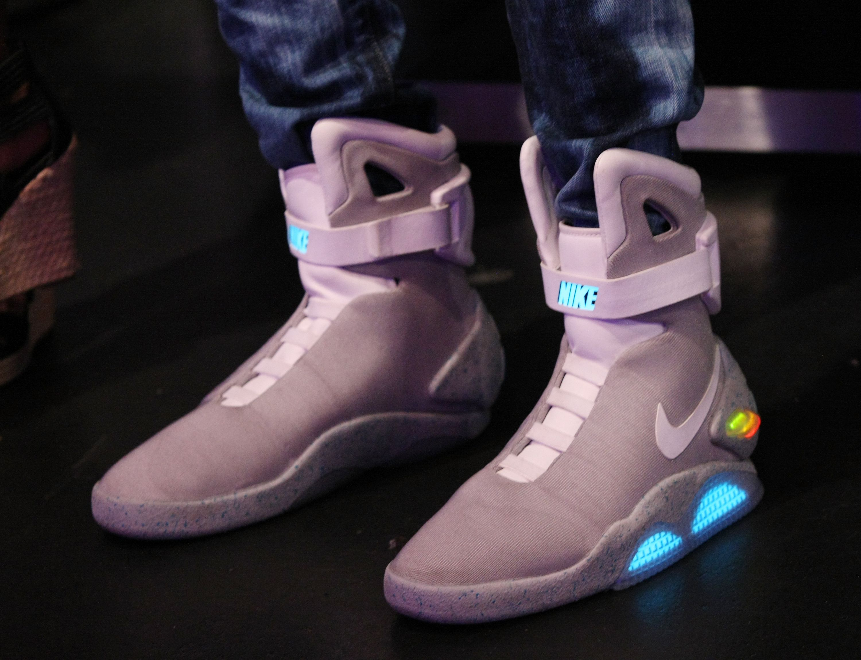 nike zapatillas marty mcfly