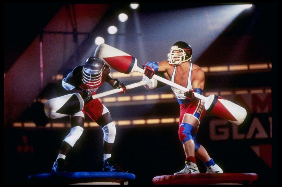"""American Gladiators"""