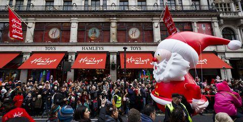 Hamleys Christmas Parade