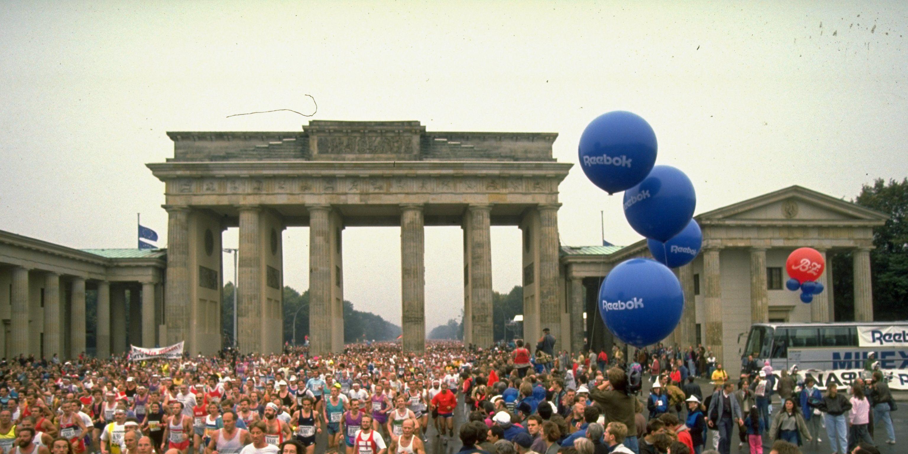 The Brandenburg Gate