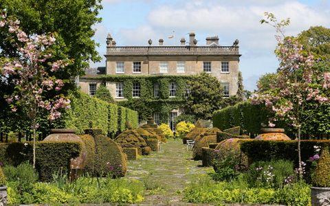 royal gardens at highgrove house