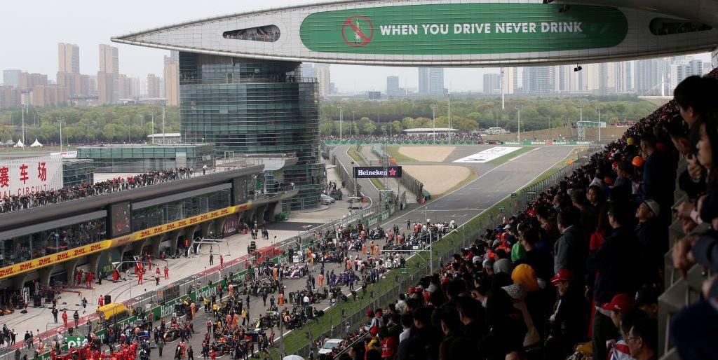 F1 China 2021