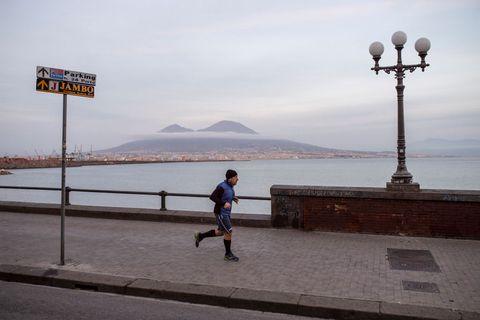Italy actividad deportiva coronavirus
