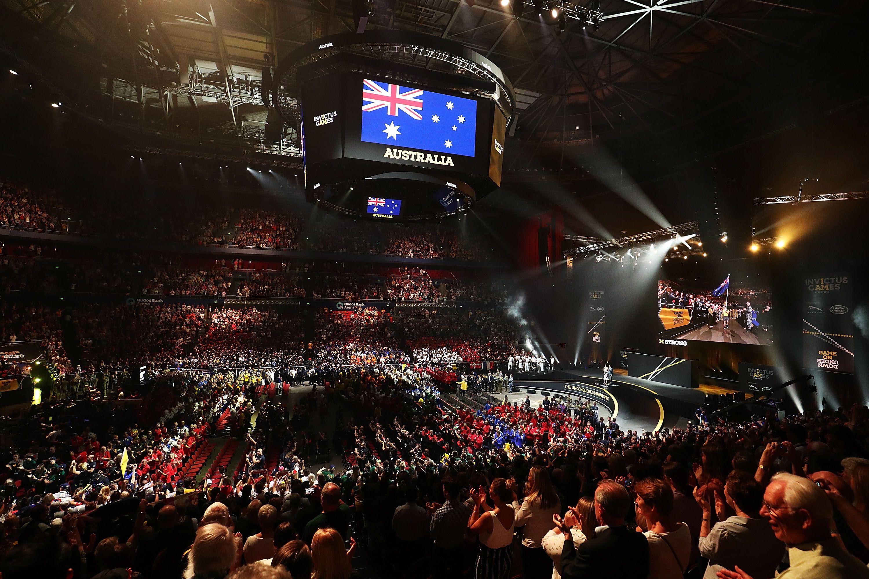 Invictus Games Sydney 2018 - Closing Ceremony