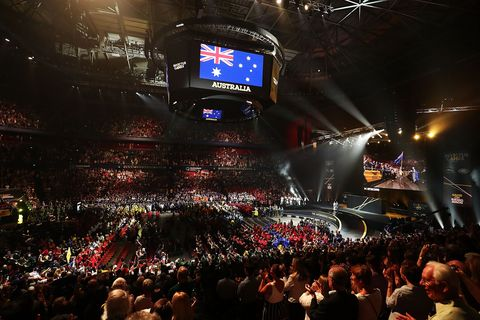 Invictus Games Sydney 2018 - Closing Ceremony