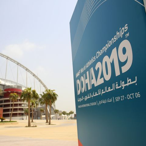 fears for heat marathon world championships doha