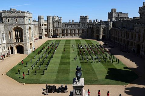 topshot britain royals philip funeral