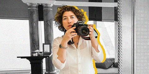 Photograph, Photographer, Cameras & optics, Camera accessory, Photography, Camera operator, Camera, Film camera, Digital camera, Selfie,