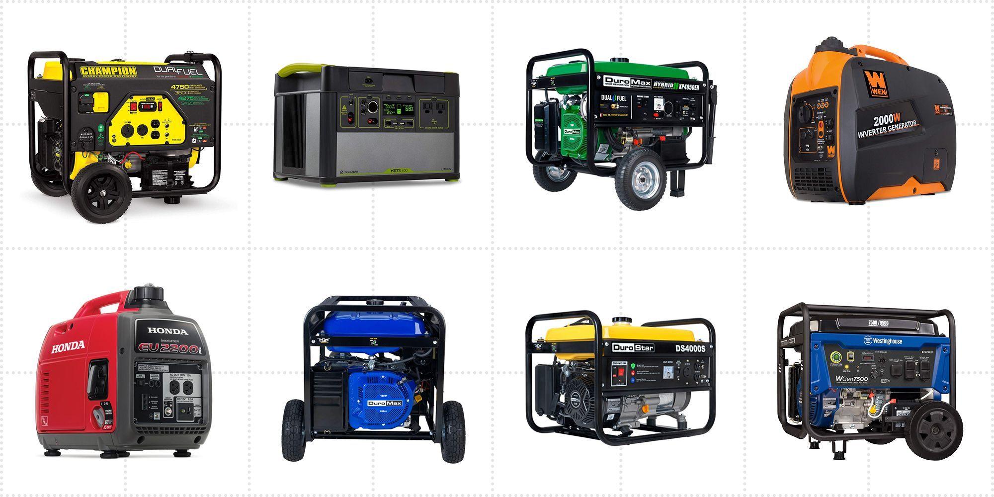 Best Portable Generators 2020 | Home Generator Reviews