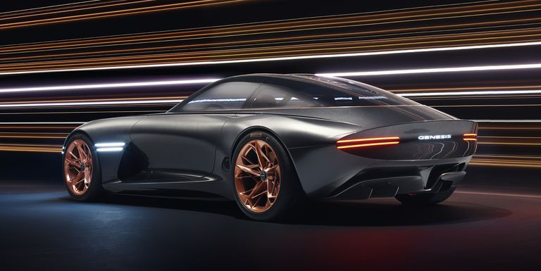 Genesis Essentia Concept How Hyundai S Luxury Arm Does