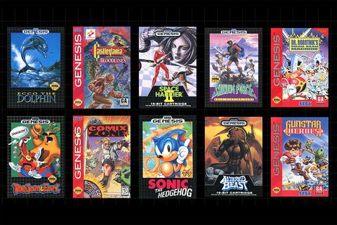 Everything You Need To Know About Sega Genesis Mini Preorder Release Date