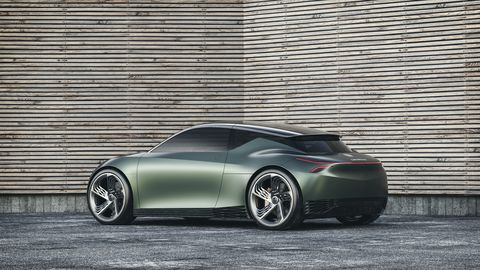 Car Auction Apps >> The Genesis Mint Concept Is a Small City EV Crammed Full ...