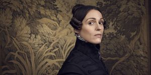 Surrane Jones as Anne Lister