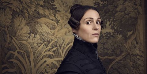 Surrane Jones as Anne Lister