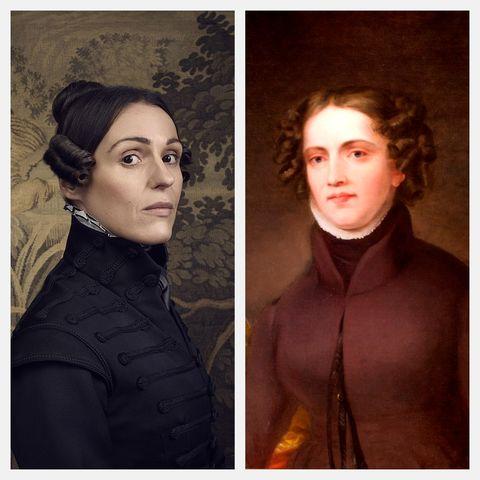 Gentleman Jack True Story - Real Life Anne Lister vs  HBO TV