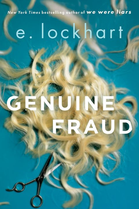 genuine fraud halloween books