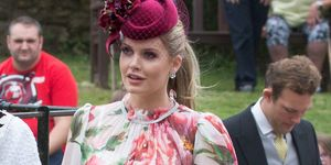 Geoff Robinson lady kitty spencer d&g