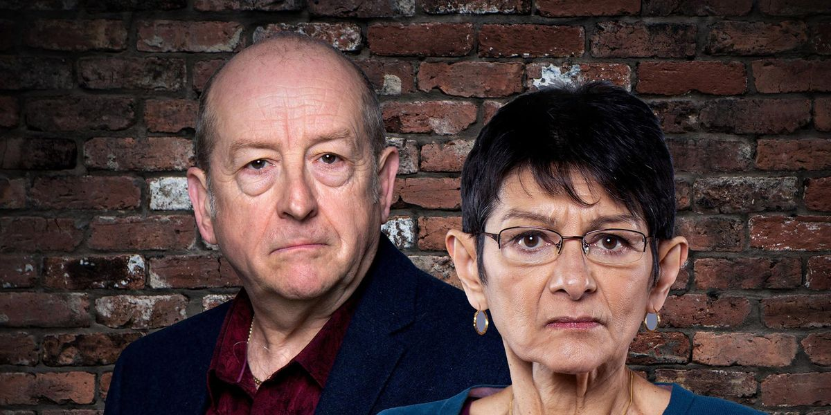 Coronation Street's Geoff returns to the cobbles, and 9 more soap moments this week
