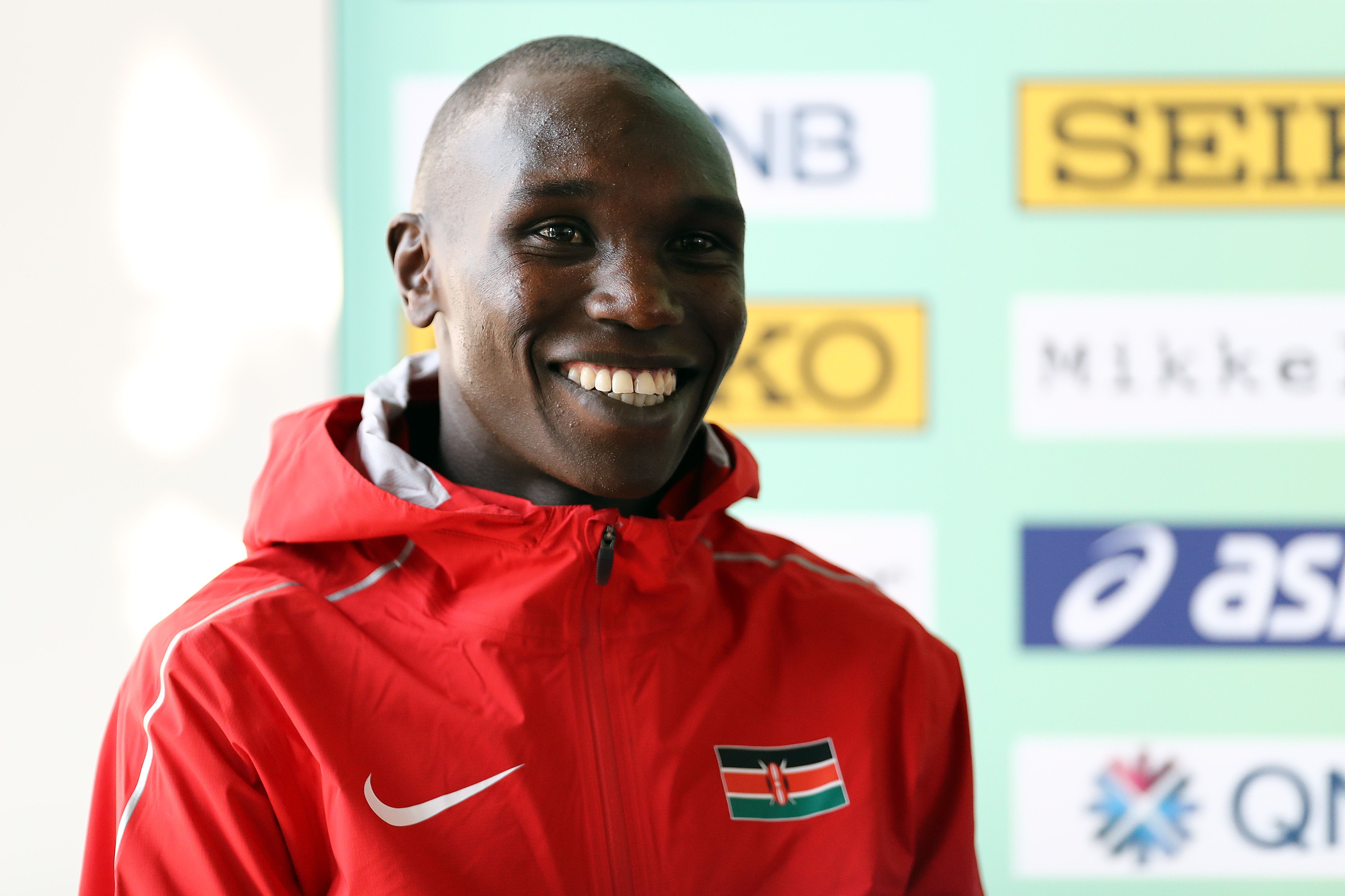 Geoffrey Kamworor Shatters Half Marathon World Record in Copenhagen