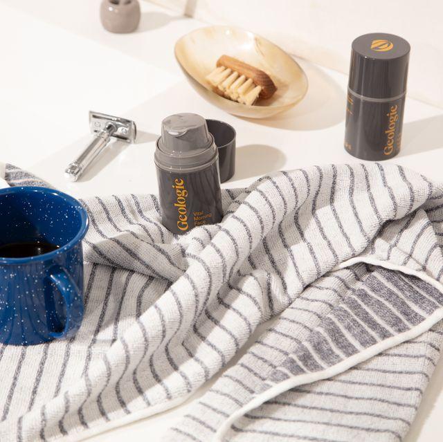 Blue, Room, Textile, Table, Furniture, Linens, Interior design, Floor, Still life photography,
