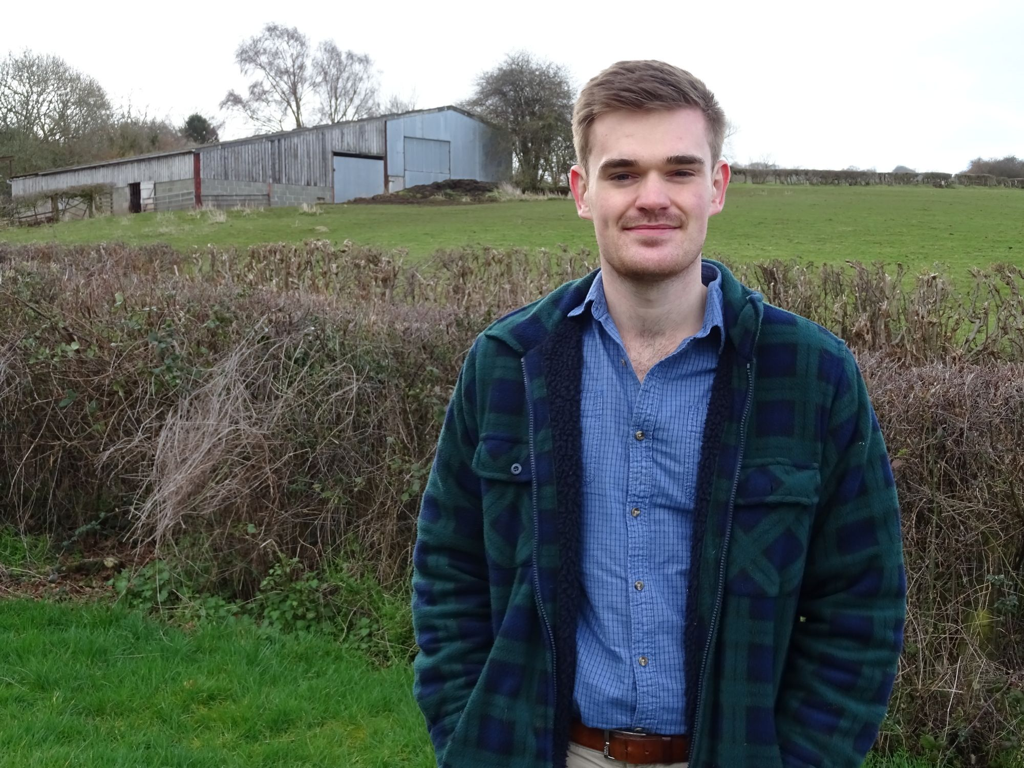 "George from Love in the Countryside: ""My confidence in dating has grown a lot"""