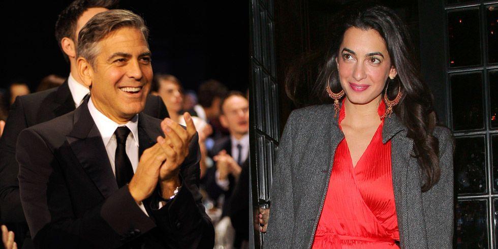 George Clooney dating Vad är en dating relation baserad på