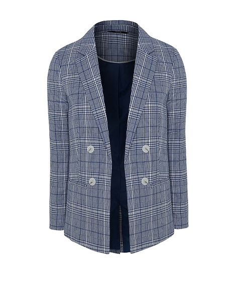 pretty cool bright in luster really cheap George at Asda checked blazer - Fans love George at Asda's o ...
