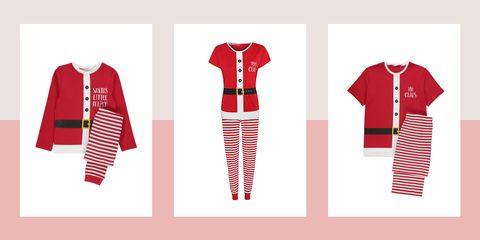 George at Asda s selling matching Santa Claus pyjama sets for the ... af4255bb4