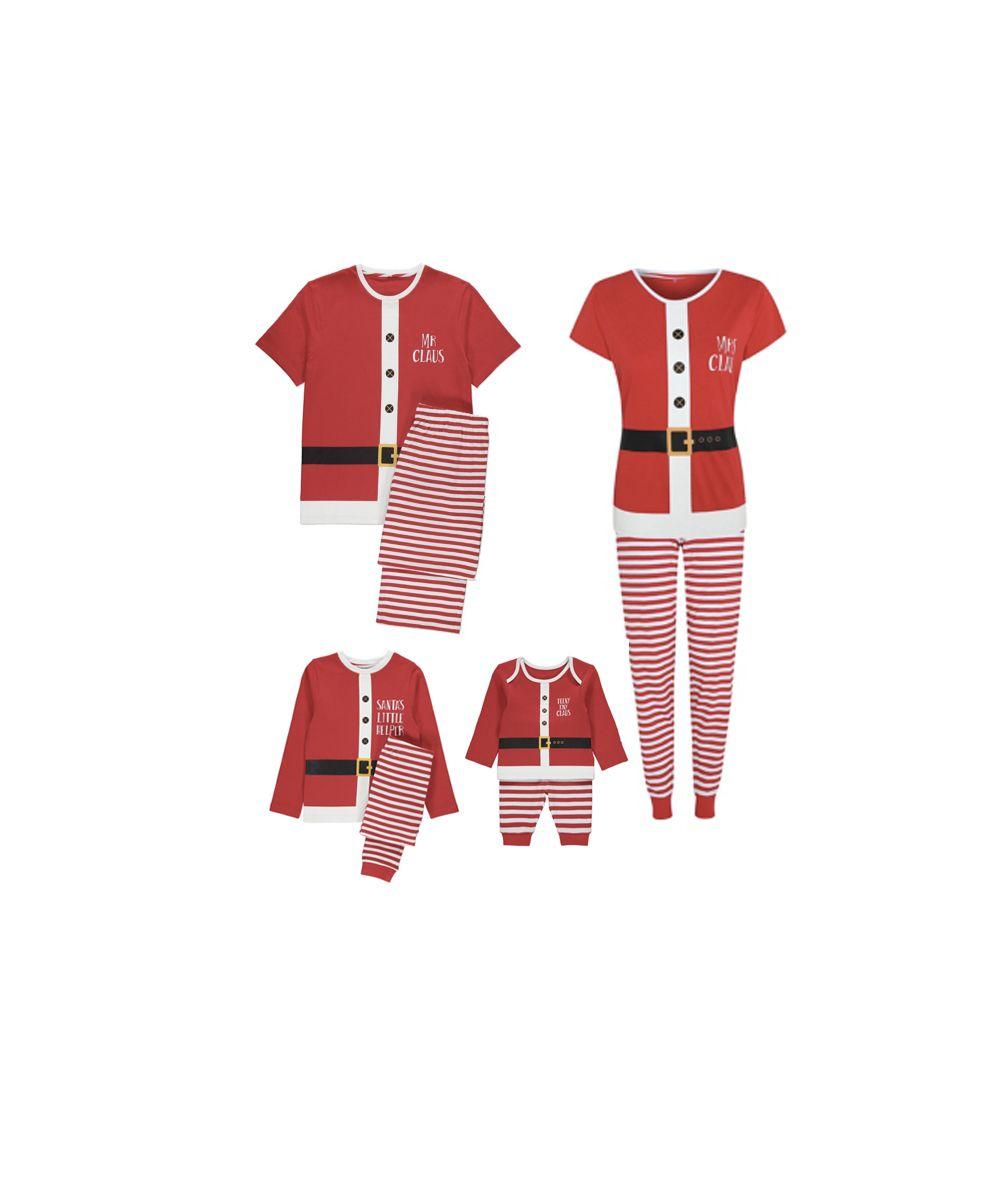Best matching family Christmas pyjamas - Family Christmas pyjama sets 5feefb466