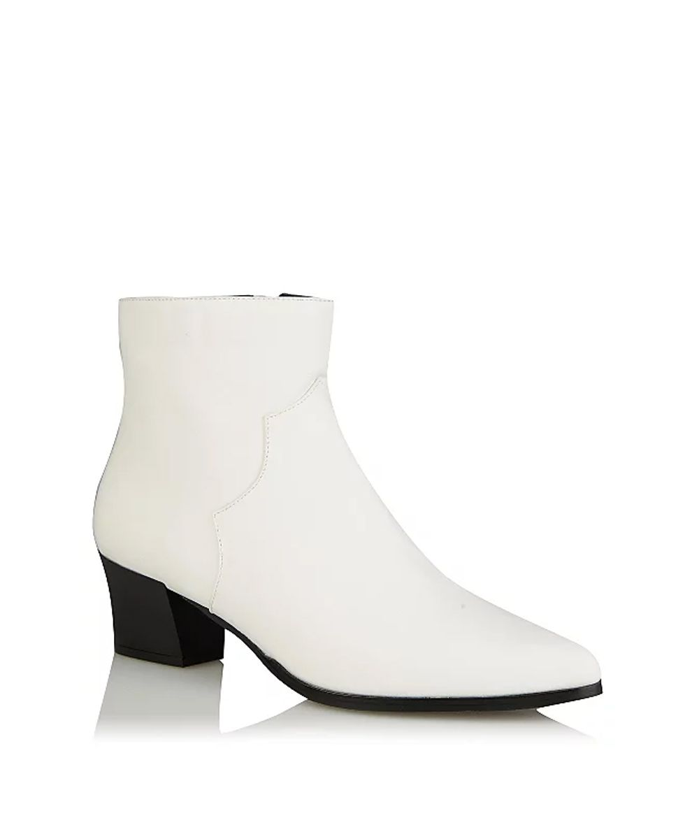 White boots trend - George at Asda's