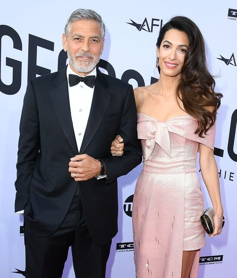 American Film Institute's 46th Life Achievement Award Gala Tribute To George Clooney - Arrivals