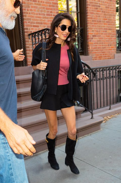 Celebrity Sightings In New York City - September 27, 2019